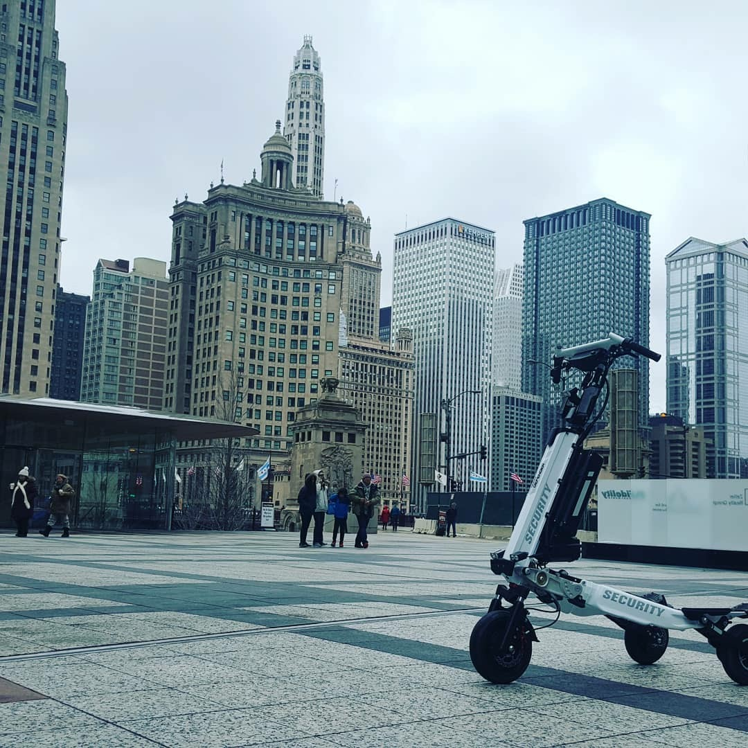 Are you looking for a mobility solution to patrol your company, city or community?