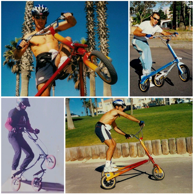 Trikke designer recalls the genesis of Trikke