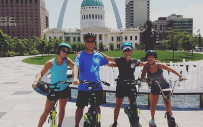 For spectacular Trikke Tours, meet me in St. Louis